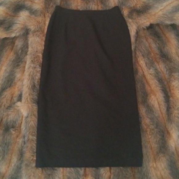 🔥FINAL PRICE🔥 Simple Black Skirt