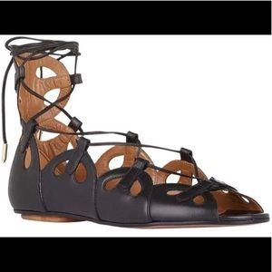 Aquazzura J Adore Flat Sandal