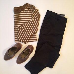 Joie Black Trouser Skinny Jeans