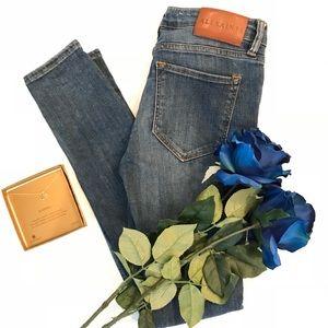 All Saints Mast Low Rise Skinny Fit Jeans