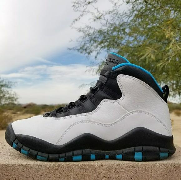 d2fe297acf4f Air Jordan Shoes - 🎅XMAS SALE!🎅Air Jordan 10 Retro Powder Blue🎅