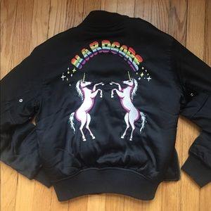 UNIF Hardcore jacket