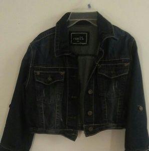 Dark Washed Rue21 Denim Jacket