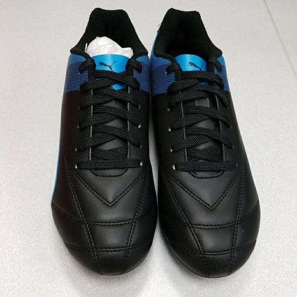 22439d4b1b0e 55% off Puma Shoes Boys Adreno Ii Fg Jr Soccer Cleats
