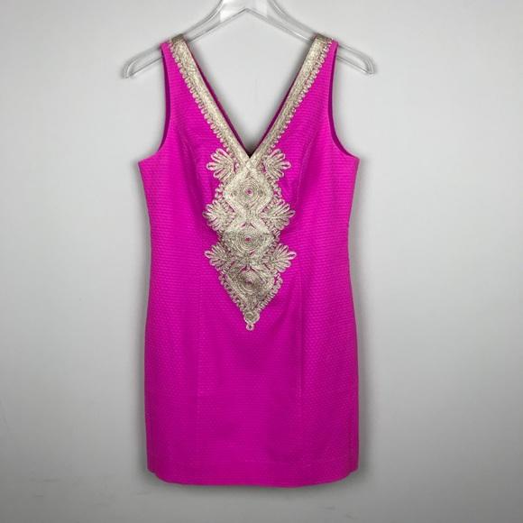 a061e3ece152bf Lilly Pulitzer Dresses   Junie Shift Dress Berry Sangria   Poshmark