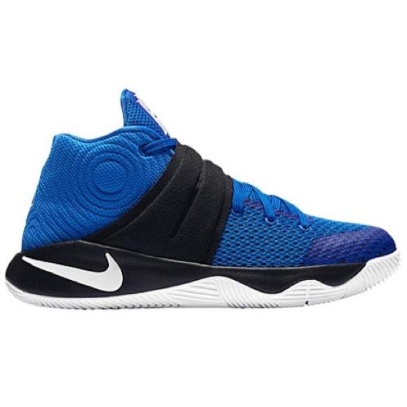 7ec833ae2fd Nike kyrie 2 blue and black size 7c. M 5a0a0ce9f09282e8a71830f1