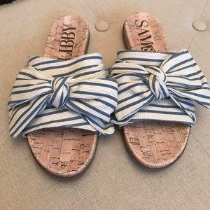 Sam & Libby Bow Sandals