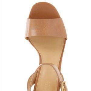 2e83be7bd47 Michael Kors Shoes - NWOT Michael Kors Leonora platform sandal