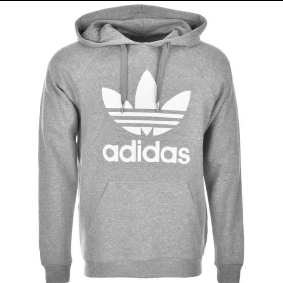 adidas 3 foil sweatshirt