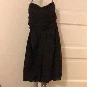 Strapless Marc Jacobs cocktail / party dress