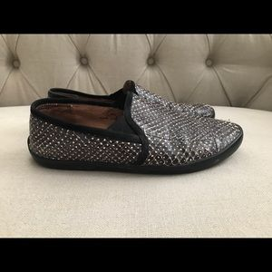 Joie snake leather shoes - good condition