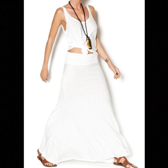 a6f044709569 Indigenous Dresses   Skirts - Indigenous Organic Cotton Reversible Maxi  Skirt XS