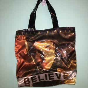 Justin bieber bags believe tour vip package poshmark justin bieber bags believe tour vip package m4hsunfo