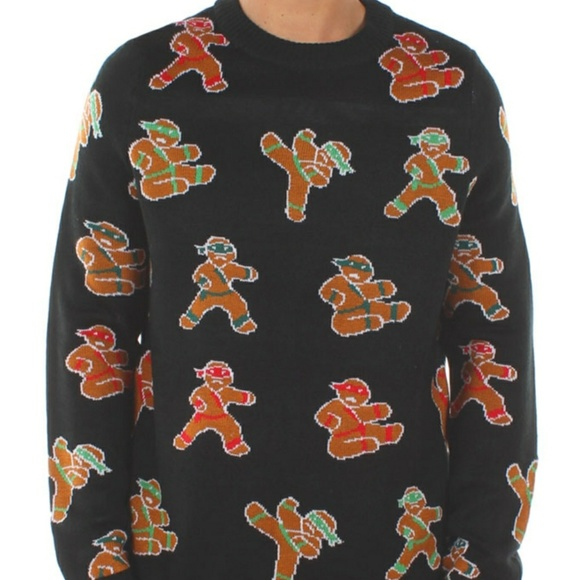a60ec3b61d0c Tipsy Elves Ginja Ninja Christmas Sweater. M 5a0e5548f0137d9650014840