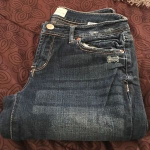 FINAL OFFER - Aeropostale Chelsea Bootcut Jeans!