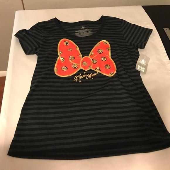 0f386451592 Disney Minnie Mouse Black