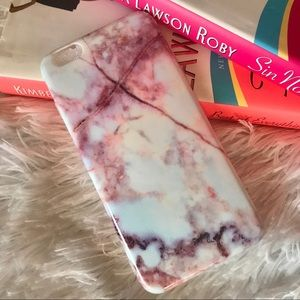 Accessories - ✨New!  Silicone Marble iPhone Case