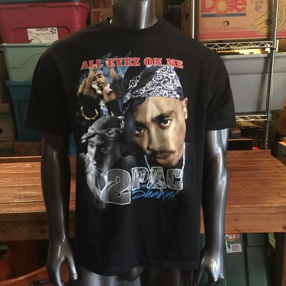 80462215a3f Bravado Other - 2pac Shakur All Eyez On Me T-Shirt Size XL