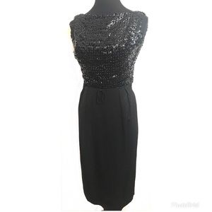 Vintage Dresses - Gorgeous vintage 60's cocktail dress