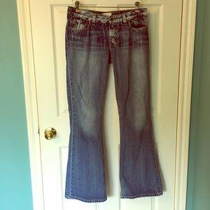 BKE Denim Jeans 31 x 33.5
