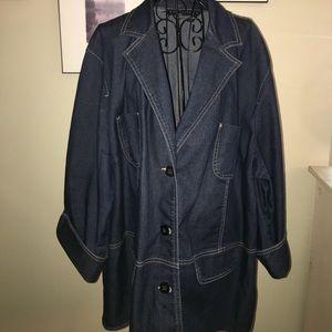 Apostrophe Stylish Denim Jacket