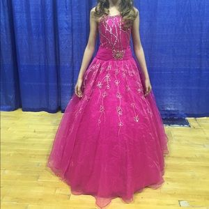 Other - Pink Magic Miss Pageant Dress