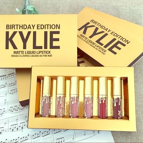 Money Roll Matte Lipstick Bundle by Kylie Cosmetics #14