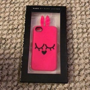 NIB Marc by Marc Jacobs iPhone 4 phone case