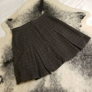 J Crew Wool blend Skirt