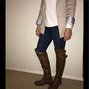 JustFab Boots Size 6.5