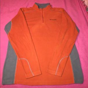 Men's Columbia Fleece Pullover 🖤