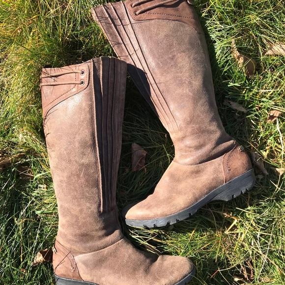 fc8976379b9f8 Merrell Shoes | Vera Peak Tall Boots Size 9 | Poshmark