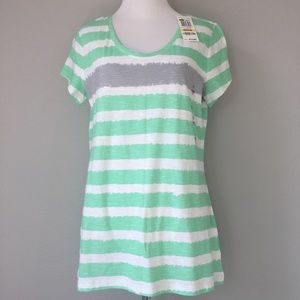 Style & Co sport essential tee 100% cotton size M