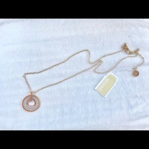 Beautiful tri tone Michael Kors Pendant !!