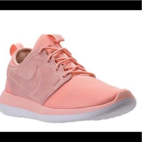 cb48e5344145 Nike Roshe Two Casual BR  Arctic Orange