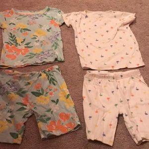 Carter's 5T Pajamas
