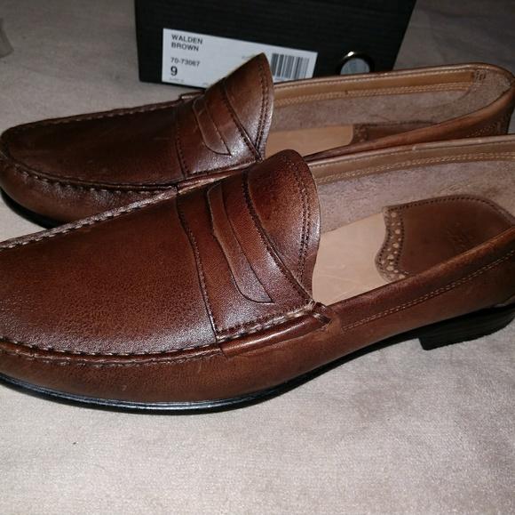 1089f8e8a052 NIB G.H. Bass   Co size 9 mens dress shoes