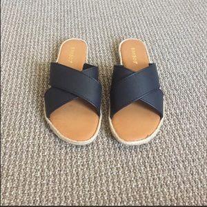 cute bamboo sandals