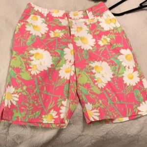 Lilly Pulitzer resort for shorts