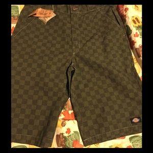 Dickies Mens Bermuda walking shorts 🌊⭐️34W New