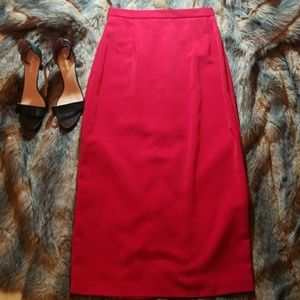 Jessica Howard Skirts - 🔥FINAL PRICE Fire Engine Red Jessica Howard Skirt