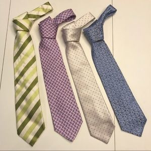 Other - Mystery Box - 4 silk ties for $50