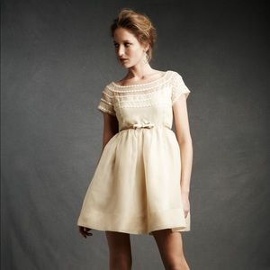 Orla Kiely Dresses - Orla Kiely organza boatneck dress BHLDN 6