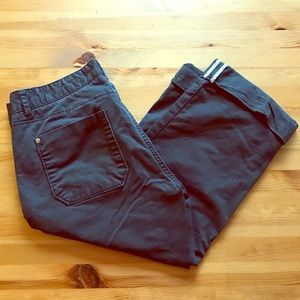 Indra Cropped Pants