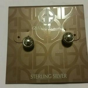 NWT Giani Bernini Sterling Silver Studs