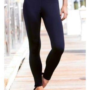 Boston Proper sport yoga ankle leggings pants