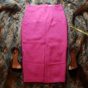 Pink Asos Skirt
