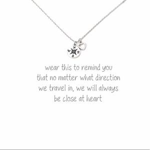 Jewelry - NEW Direction Gift Necklace