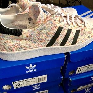2c71fd458f39 adidas Shoes - Adidas Originals Superstar PK 80 s  50% OFF! NWB!