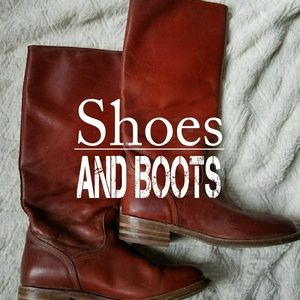 Shoes - Shoes and Boots